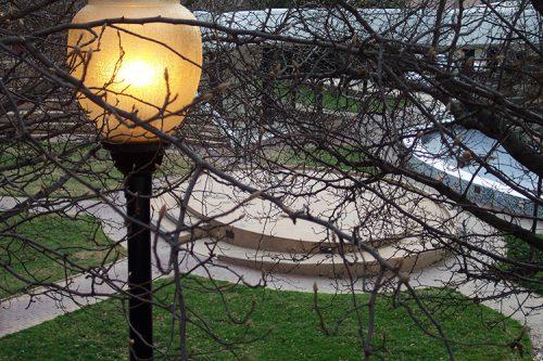 Winston-Salem downtown park